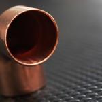 Conexión de cobre